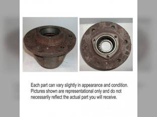 Used Front Wheel Hub Massey Ferguson 1100 1130 514034M91
