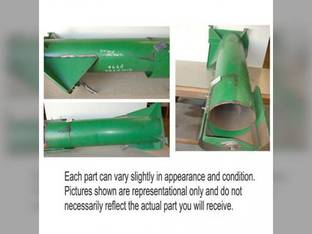 Used Auger Housing - Upper Clean Grain Loading John Deere CTS 9650 9560 9550 9450 9660 AH150237