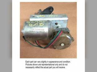 Used Windshield Wiper Motor Right Hand John Deere 4050 4630 2510 4240 4450 4640 4230 6620 4250 3020 4650 7700 6600 4255 4520 4455 4000 7720 4840 4020 4430 8430 4040 4755 4030 4055 4440 4850 4320 4955