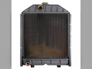 Radiator FIAT New Holland Hesston Case IH JX85 JX65 JX75 JX55 JX70 JX80 Oliver 1255 1355 1370 1265 1365 1270 White 2-50 2-60 Allis Chalmers 5050 5045 5040 Minneapolis Moline Long CockShutt / CO OP