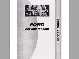 Service Manual - FO-S-6000 Ford 6000 6000