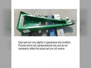 Used Tongue Hitch John Deere 466 557 568 446 556 456 448 567 457 558 566 467 547 458 447 546 AE51451