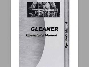 Operator's Manual - AC-O-K COMB Gleaner K K
