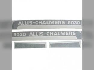 Decal Set Allis Chalmers 7045