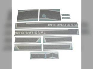 Decal Set International 1066
