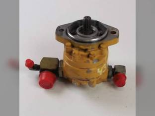 Used Hydraulic Gear Pump New Holland LX565 SL55B LX665 L565 John Deere 7775 86528340 86502701 MG86528340 MG86502701