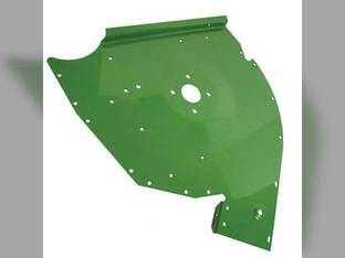 Chopper Housing Side Sheet John Deere 9860 9650 9560 9760 9660 9750 H204974