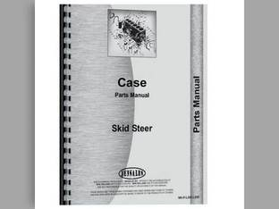 Parts Manual - CA-P-1816C Case 1816C