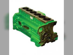 Remanufactured Bare Block 466 ci John Deere 6620 7720