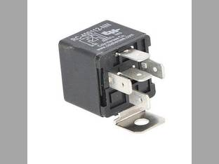 Power Relay - 5 Terminal John Deere 4450 4640 2040 4020 4840 1020 4050 4240 3010 2030 4230 4455 4010 4000 4040 4430 4250 4650 8430 4030 4630 3020 4255 4320 4440 4850 New Holland Kubota Case IH Ford