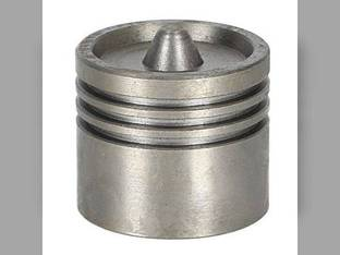 "Hydraulic Lift Piston - 2-1/2"" with 3 ring grooves Massey Ferguson F40 TEA20 TO30 TO20 TE20 TO35 181159M91 Ford 8N 9N 2N 9N530B Massey Harris 50 181159M91"
