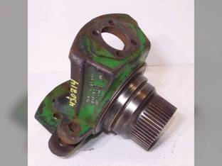 Used MFWD LH Knuckle Housing John Deere 7800 7700 7600 R97542