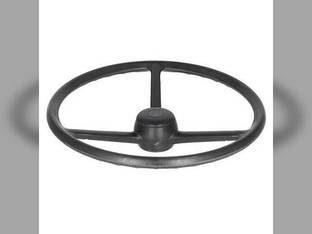 Steering Wheel - With Cap Ford 1200 1110 1620 2120 1120 1220 1720 1520 1210 1100 1320 1920 3415 Yanmar Kubota L345 L2050 B6100 L355 B7100 L235 B8200 L305 L245 B5100 B2400 L185 L275 New Holland TC30