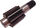 Pinion Shaft, 10 Tooth