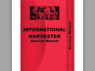 Service Manual - IH-S-B275 D International B275 B275