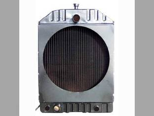 Radiator White 2-105 2-85 303186342