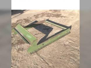 Used Chaffer Frame John Deere 7701 7721 7700 7720 AH97751