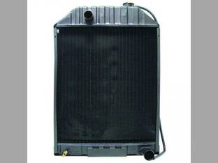 Radiator New Holland L783 L785 9828738