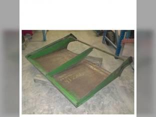Used Sieve Shoe Frame John Deere 9660 9650 9600 9610 AH149702