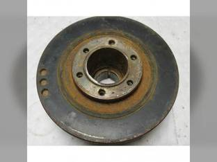 Used Crankshaft Pulley with Dampener John Deere 5820 6619A 8630 6619T 5460 AR70833