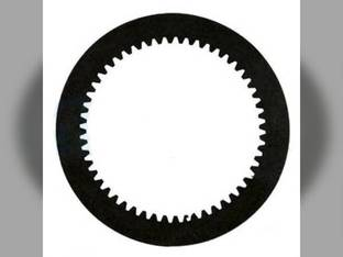 PTO Clutch Plate -2nd Input 2.4 MM Case IH 9110 9130 9150 9170 9180 9210 9230 9240 9250 9260 9270 9280 9310 9330 9350 9370 9380 9390 New Holland TJ275 TJ280 TJ325 TJ330 TJ375 TJ380 TJ425 TJ450 TJ500