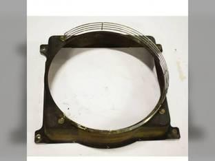 Used Cooling Fan Shroud and Guard John Deere 325 328 CT332 KV26824