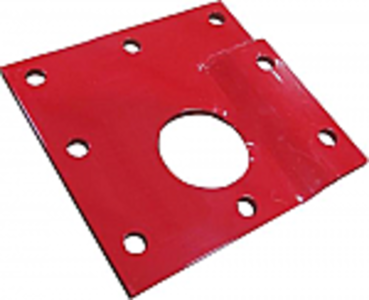 Wobble Box Support Plate