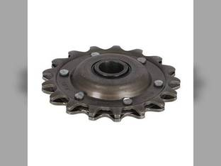 Idler Sprocket Massey Ferguson Case IH 2188 1682 1670 2388 2588 2377 1660 1644 2144 1666 2366 2344 1680 1688 2577 1640 2166 John Deere International 1460 915 1470 1480 1440 New Holland Gehl Hesston
