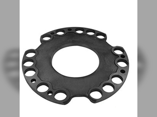 Pressure Plate, Plate, Front