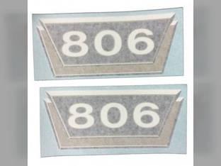 Decal Set International 806