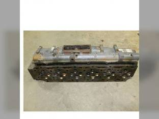Used Cylinder Head Caterpillar C9 201-2180 Challenger / Caterpillar MT765 660B MT765C MT745B MT735 MT765B 670B MT755B MT745 MT755C Cat / Lexion 475 470