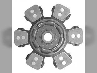 Remanufactured Clutch Disc AGCO 8610 8630 White 6105 72271187