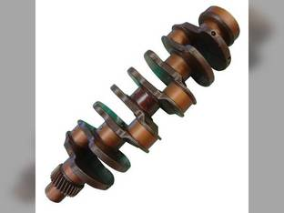 Crankshaft, 4 Cylinder