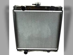 Radiator Case IH Farmall 45 DX45 Farmall 50 D45 New Holland TC45 T2320 TC45DA T2330 87305449