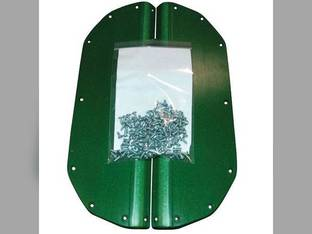 Poly Hood Patch Kit John Deere 492 493 1290 592 494 693 894 694 892 692 1291 1293 1092 594 893