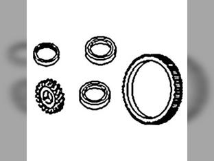 Axle, Seal, Inner