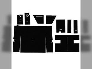 Cab Foam Kit less Headliner International Hydro 186 1086 886 986 1486 1586