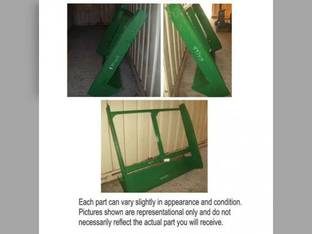 Used Chaffer Frame John Deere 9650 9600 9660 9610 AH128463
