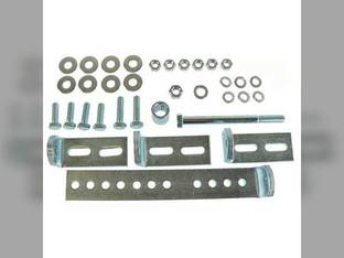 Generator to Alternator Mounting Bracket Kit Ford 8N 9N NAA 2N International 715 453 615 Massey Ferguson TO20