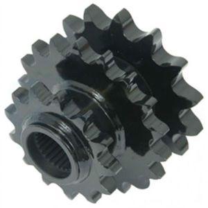 Sprocket LH Rotor Drive Triple Case IH RBX463 RBX462 RBX453 RBX452 RB454 RB464 86610107 New Holland BR750A BR740 BR750 BR7070 BR7060 BR740A