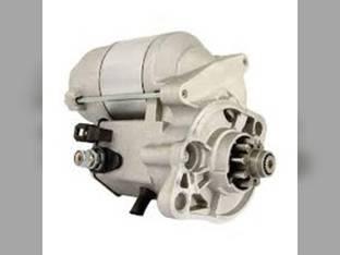 Starter - Denso OSGR (17363) Kubota L235 L235 L2350 L2350 L2050 L2050 L225 L225 L225 L245 L245 L245 L275 L275 L2650 L2650 L2650 15501-63010