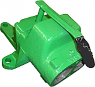 Remanufactured Breakaway Coupler, RH