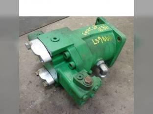 Used Hydrostatic Drive Motor John Deere 9870 STS AH235084