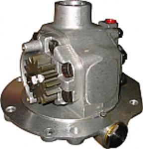 Hydraulic Pump - Transmission Mount