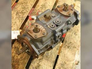 Used Hydraulic Pump - Tandem Bobcat S175 S185 S205 S130 S150 S510 S530 S550 S570 S590 S595 T140 T180 T190 T550 T590 6687863