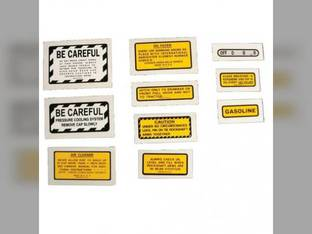 Decal Set International 230 200