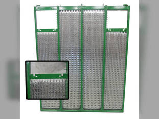 Chaffer Top Sieve Adjustable