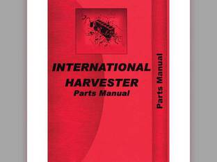 Parts Manual - IH-P-484 International 484 484