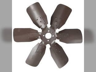 Cooling Fan - 6 Blade Massey Ferguson 25 375 3065 390T 399 393 383 390 398 6140 2485C816