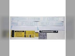 Decal Set 4100 diesel Ford 4100